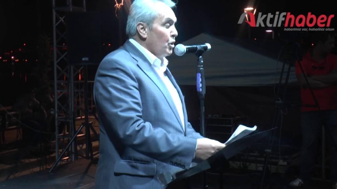 MHP İlçe Başkanı Mahmut Aksoy