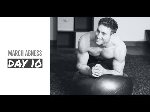 March ABness: Day 10: Plank Challenge