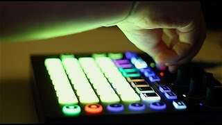 Making electronic music on the Novation Circuit
