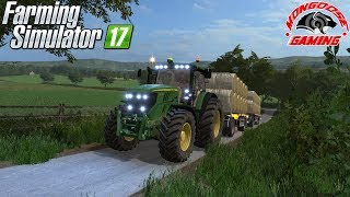 НЕ ПОЕХАЛИ С НАТАШКОЙ НА КАТОК! ИГРАЕМ В FARMING SIMULATOR 17