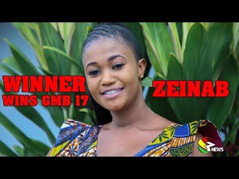 ZEINAB WINS GHANA MOST BEAUTIFUL 2017 FINALE [FULL VIDEO]