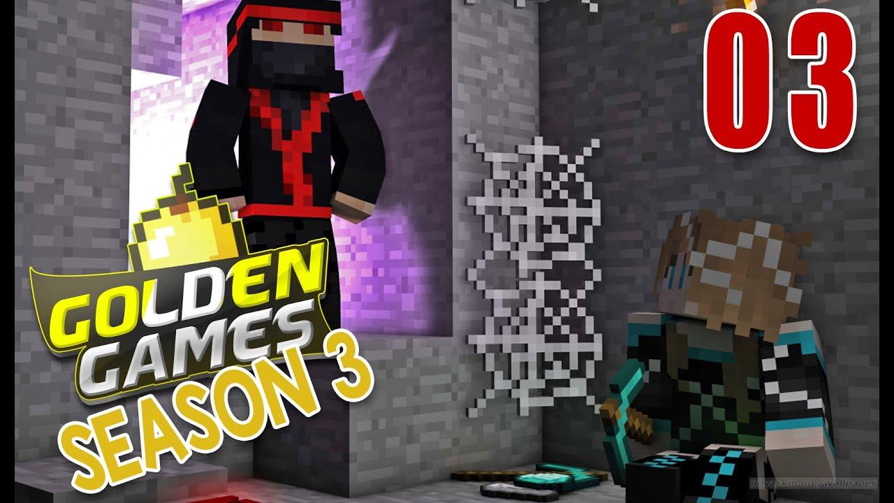 Golden Games Uhc Season 3 Tnc Cuban And Spiderwebninja Aqua Team Episode 3 Youtube