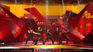 Video TVXQ - Mirotic, 동방신기 - 주문, Music Core 20081025 download MP3, 3GP, MP4, WEBM, AVI, FLV Februari 2018
