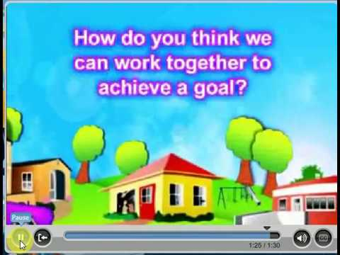 How can we work together to achieve the goals?