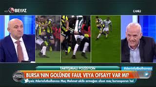 (T) Derin Futbol 21 Ocak 2019 2018 Tek Parça