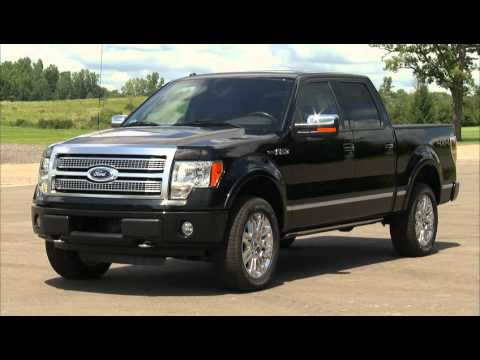 Watch on platinum ford