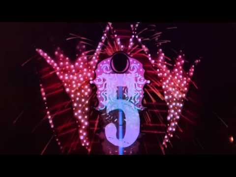 Test Your Strength - 3D Video Mapping Show with Sound FX