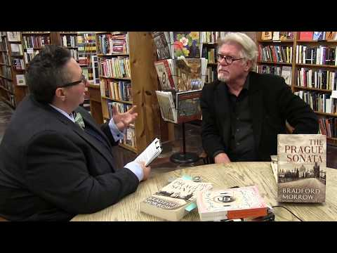 CEERES of Voices Interview with Bradford Morrow