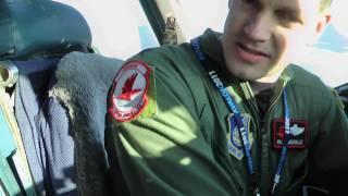 C-17 Globemaster inside & outside