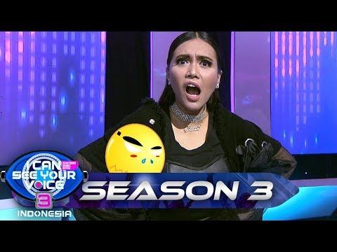 Asyik Abis! Denada Nge-Rap Bareng Ayu Idol  - I Can See Your Voice Indonesia (2/6)