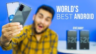 TESTING Samsung Galaxy S20+ in Detail | Unboxing & *GIVEAWAY*