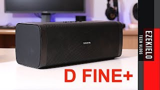 Dockin D Fine Plus - Unboxing & Sound Test (Binaural Recording)