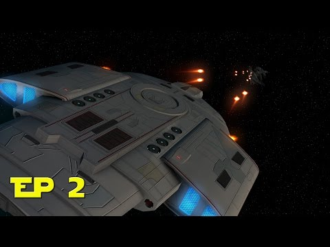 Star Trek Armada III Dominion War - The Initial Invasion Ep2 - Sins of a Solar Empire Mod