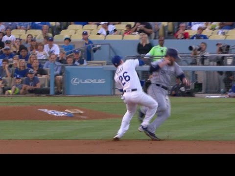 SD@LAD: Norris out after a collision on the basepath from YouTube · Duration:  2 minutes 45 seconds