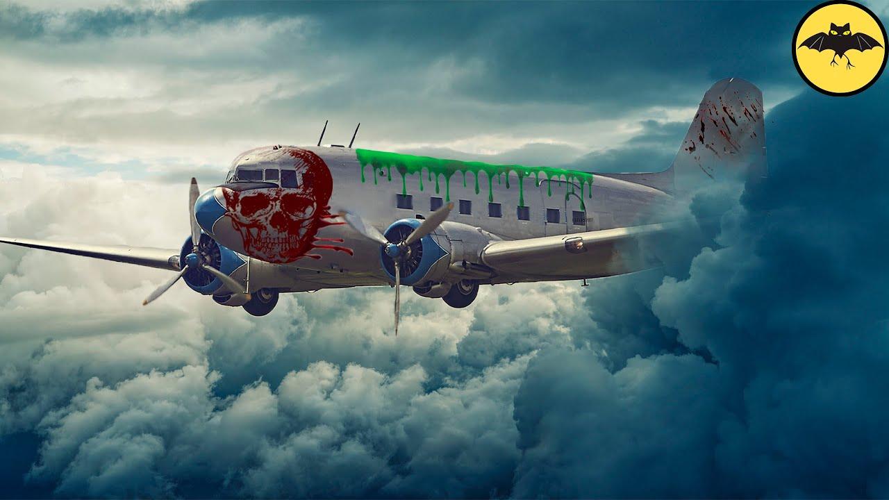 L Avion Qui A Atterri Avec 92 Squelettes A Bord Youtube