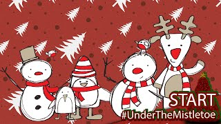 "Adventskalender ""Under The Mistletoe"" (Ankündigung) Thumbnail"