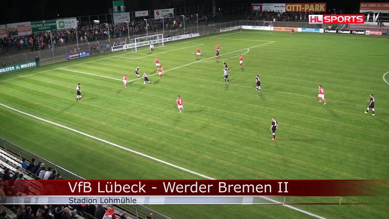 Werder Bremen Vfb Lübeck
