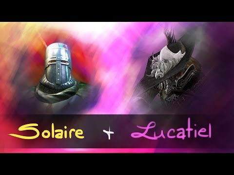 "Trifusions: ""Lucaire"" (Solaire: + Lucatiel)"