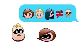THE INCREDIBLES | As Told By Emoji by Disney • Cinetext