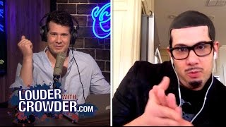 Shaun King TRASHES Steven Crowder!! | Louder With Crowder