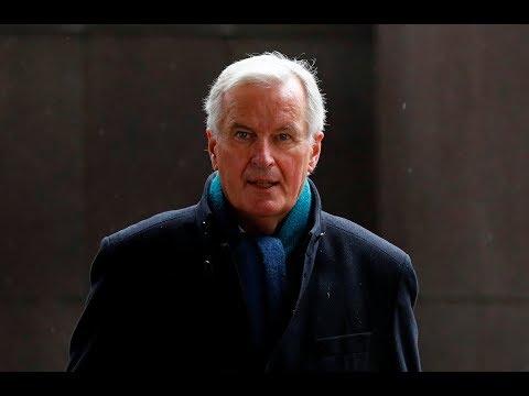 Michel Barnier speaks after draft Brexit deal backed by UK Cabinet
