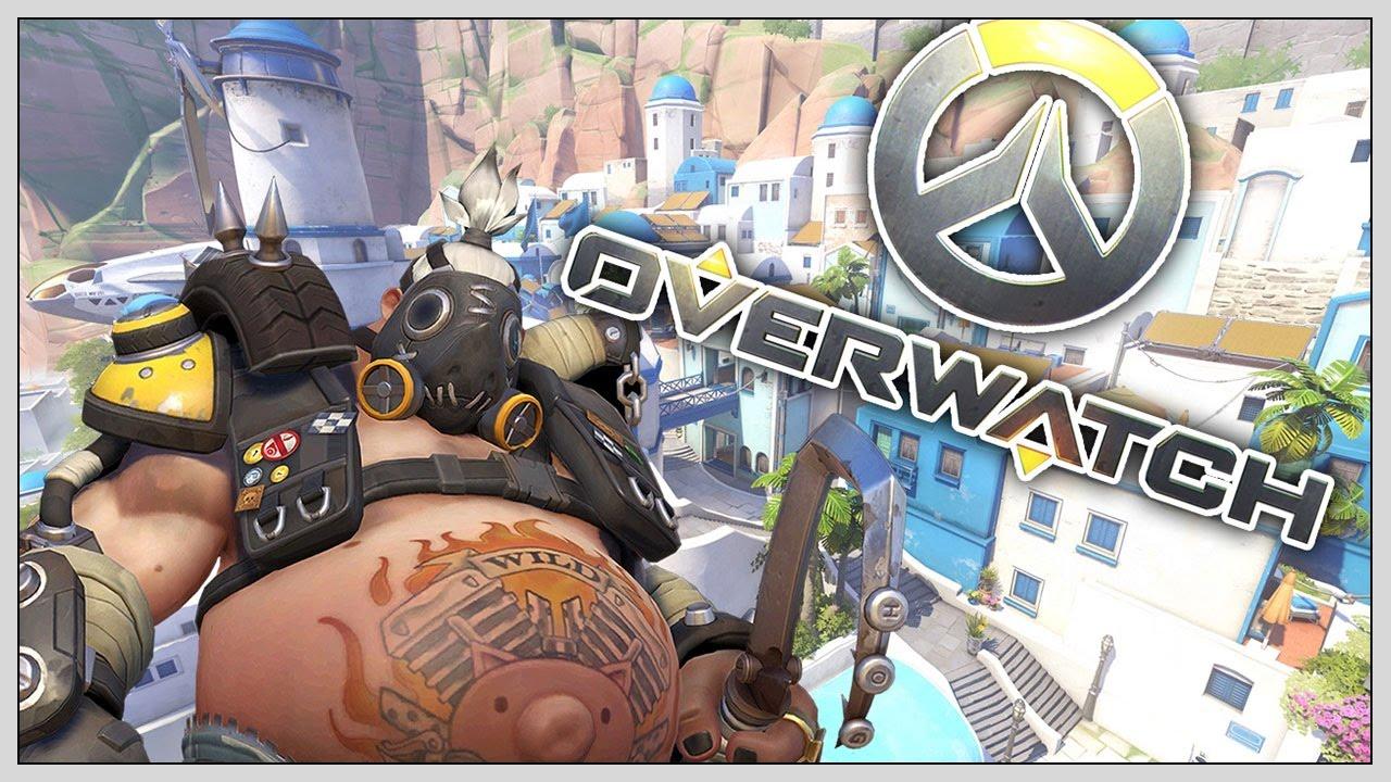 Rakkerstreker Overwatch
