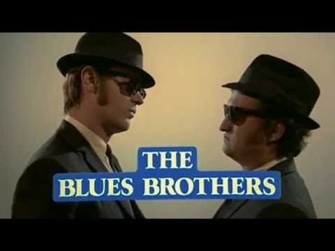 The Blues Brothers - Beginning