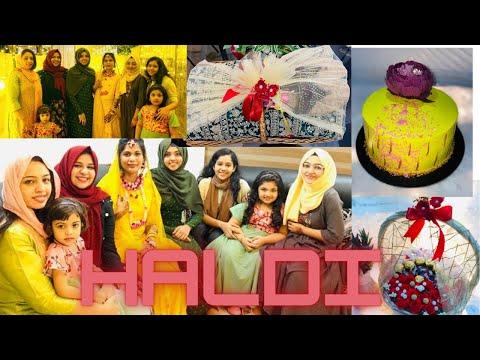 Haldi night and wedding purchasing vlog