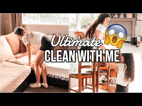 MESSY HOUSE TRANSFORMATION | CLEAN WITH ME *motivation*