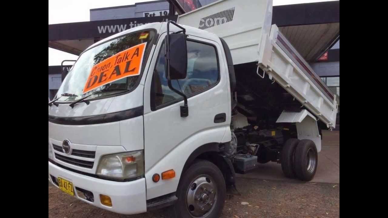 Tipperland Tipper Trucks For Sale Sydney NSW Australia  YouTube