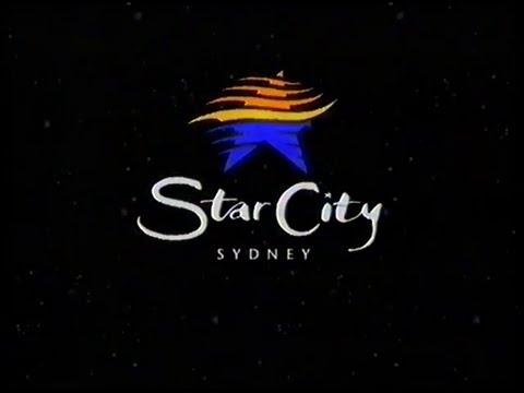 Star City (The Star) Sydney 1997 TV ad -