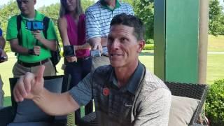TigerNet.com - Brent Venables golf outing