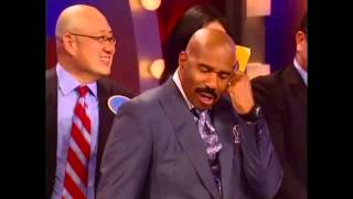 Family Feud - Funny Steve Harvey Compilation thumbnail