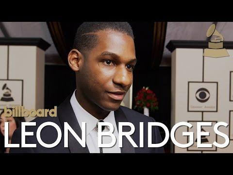 Leon Bridges: The 2016 GRAMMY Red Carpet