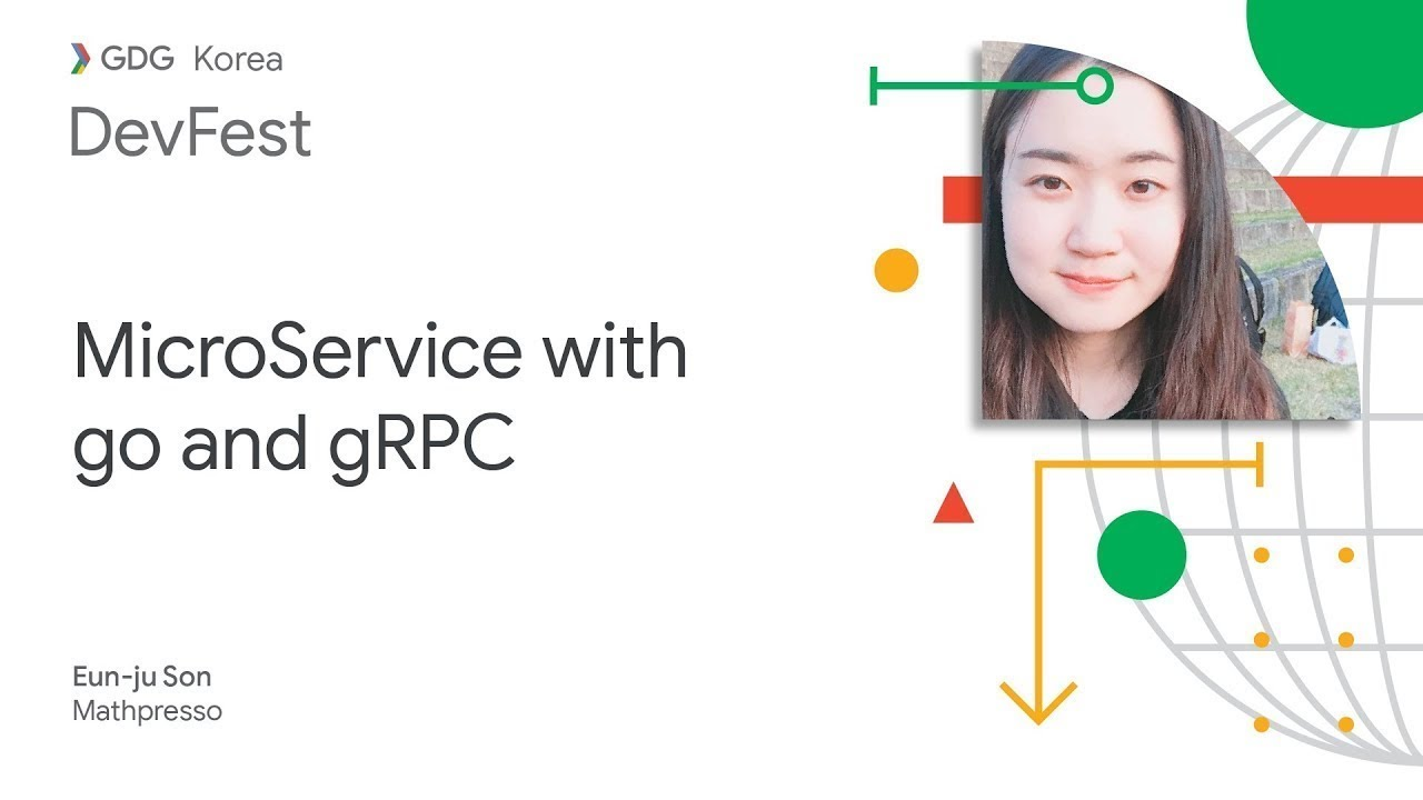 MicroService with go gRPC