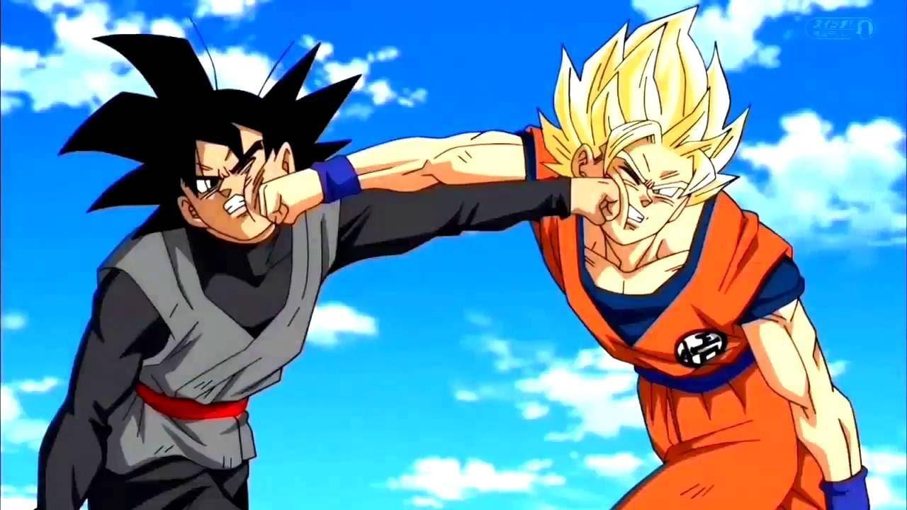 Son Goku Vs