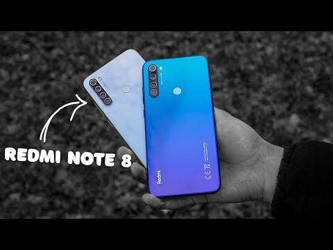 🔴 Redmi Note 8 - детальный ОБЗОР / не без МИНУСОВ / ГЛОБАЛЬНАЯ ВЕРСИЯ