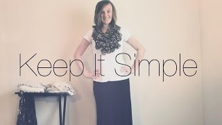 "Download ""Simple"" Wardrobe LookBook | ModestlyBeautiful Mp3 and Videos"