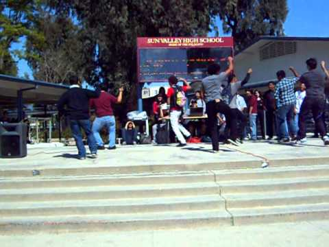 Jump on It Sun Valley High School - YouTube