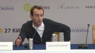 Константин Хабенский – о работе в фильме