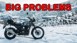 Royal Enfield Himalayan 2021 Cons & Issues  Stay Away?