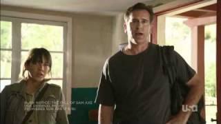 """Burn Notice: The Fall of Sam Axe"" - Trailer"