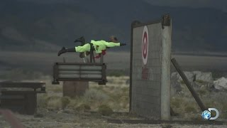 Bye-Bye Buster High-Speed Footage | MythBusters