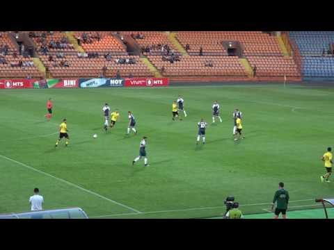 FC ALASHKERT - FC SANTA COLOMA 1-0 UEFA CHAMPIONS LEAGUE