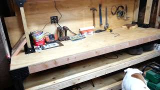Northern Tool & Equipment Workbench Kit