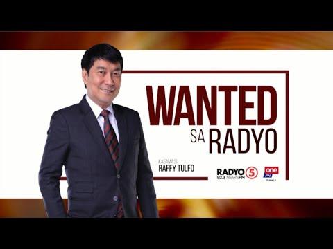 Wanted Sa Radyo   February 13, 2020