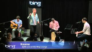 Download Keane - Sovereign Light Cafe (Bing Lounge) MP3 song and Music Video