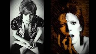 Gambar cover BOWIE changes - Paint & Editing by Rita Rocca