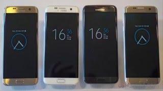 مراجعة لمواصفات هاتفى سامسونج Galaxy S7 & S7 Edge