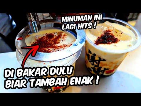 nyobain-brown-sugar-boba-yang-lagi-hits---ternyata-gini-rasanya-!?---indonesian-street-food
